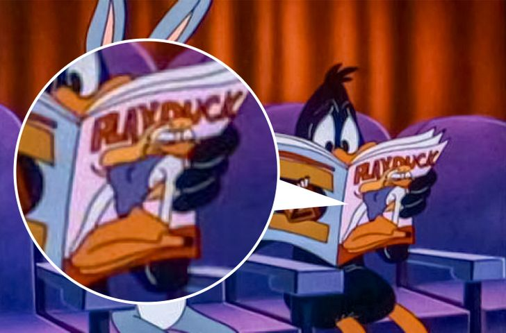 11 Cartoons That Contain Moments Not Meant for Kids' Eyes