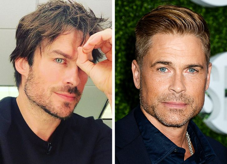15 Pairs of Celebrities Whose Similarities Are Driving Us Crazy