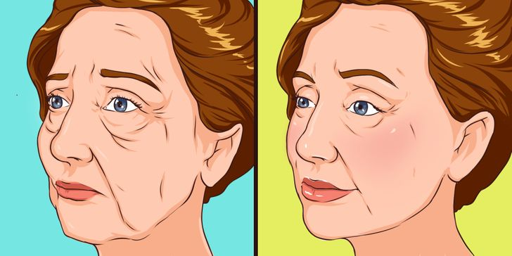 10Ways toGet Rid ofSagging Face and Neck Skin