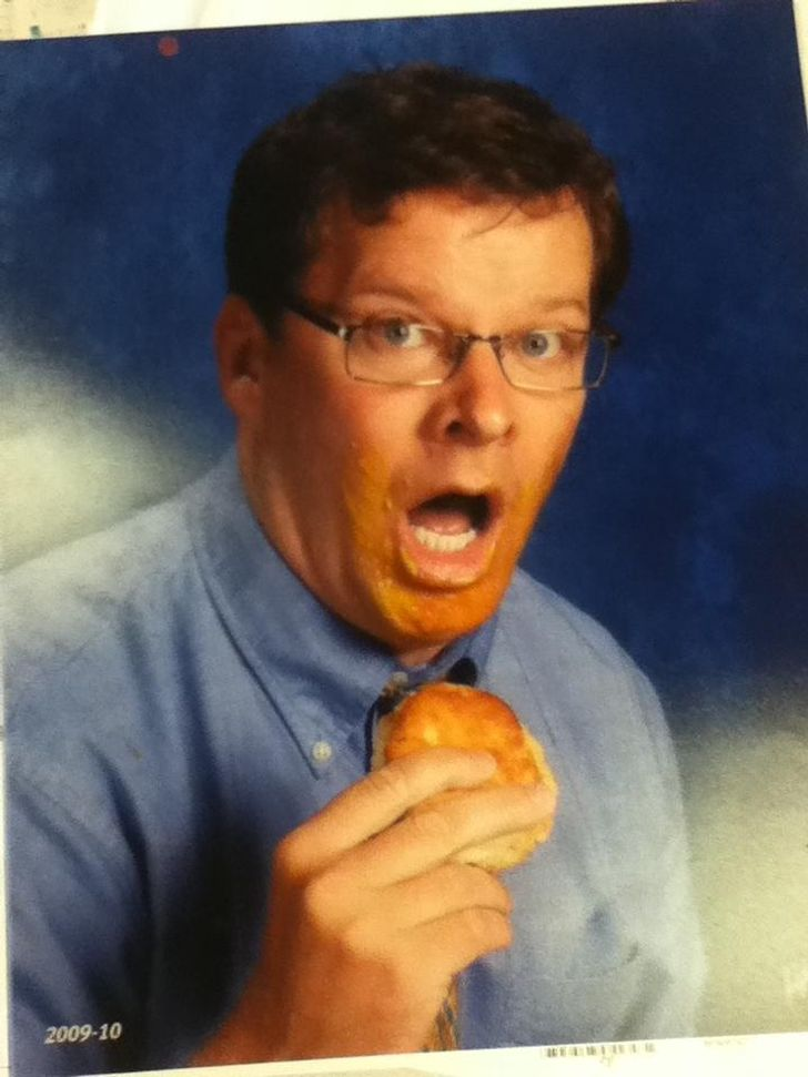 25+People Who Hilariously Trolled Their Yearbook Photos