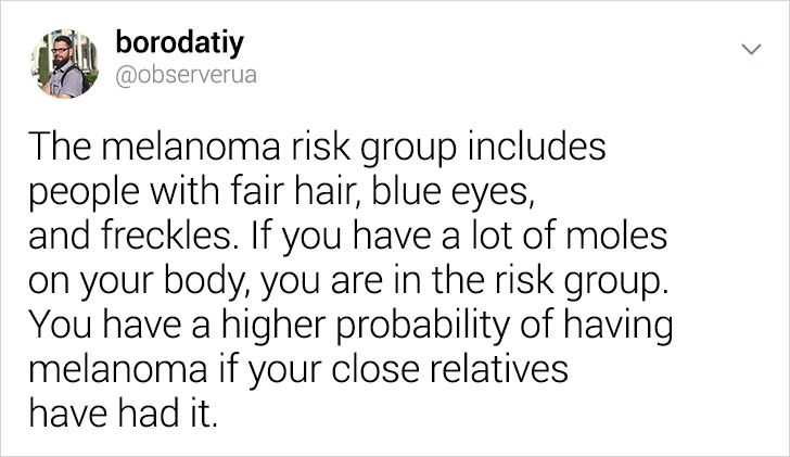 I Was Diagnosed With Melanoma and I Can Tell You How to Spot This Disease Before It's Too Late