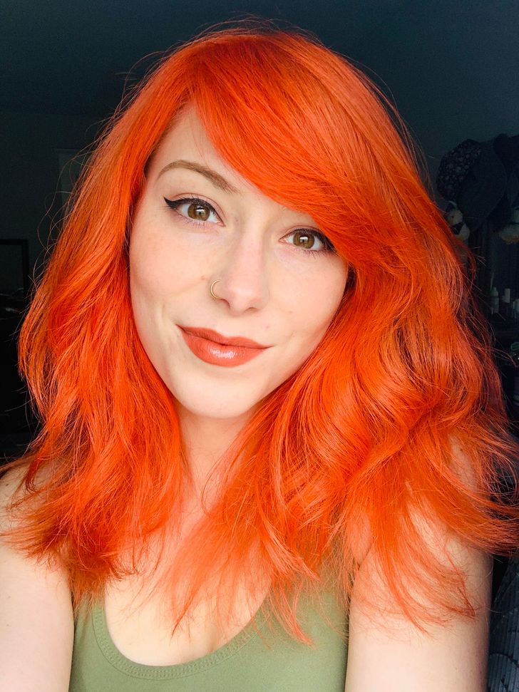 20+ Stunning Women Prove That Bright Hair Is Not Just for Teenagers