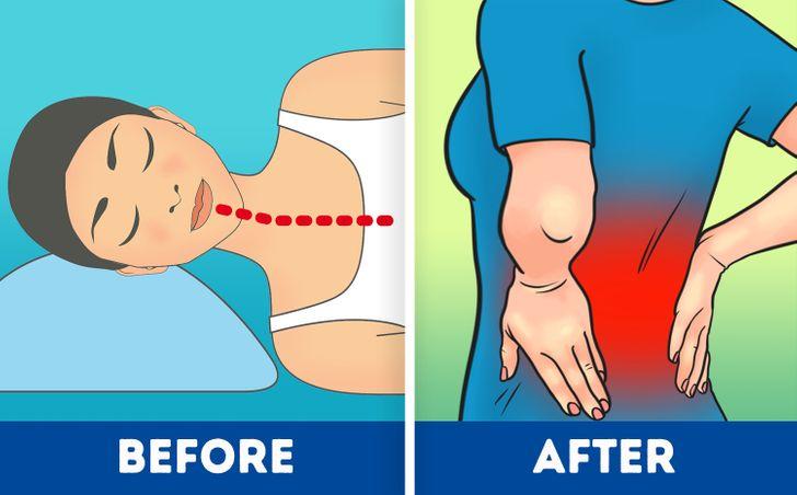 7 vecí, ktoré môžu spôsobiť bolesť v dolnej časti chrbta a ako im predchádzať
