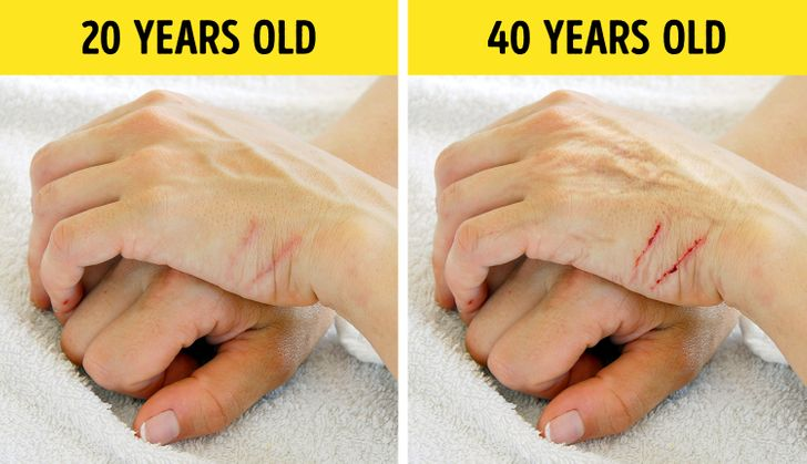 10Unexpected Signs ofAging That Show Your Age Before Any Wrinkles