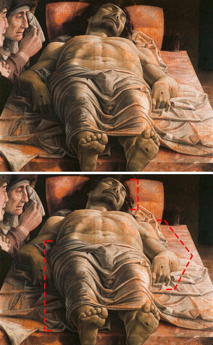 10 Mistakes World-Famous Artists Made That We Likely Never Noticed