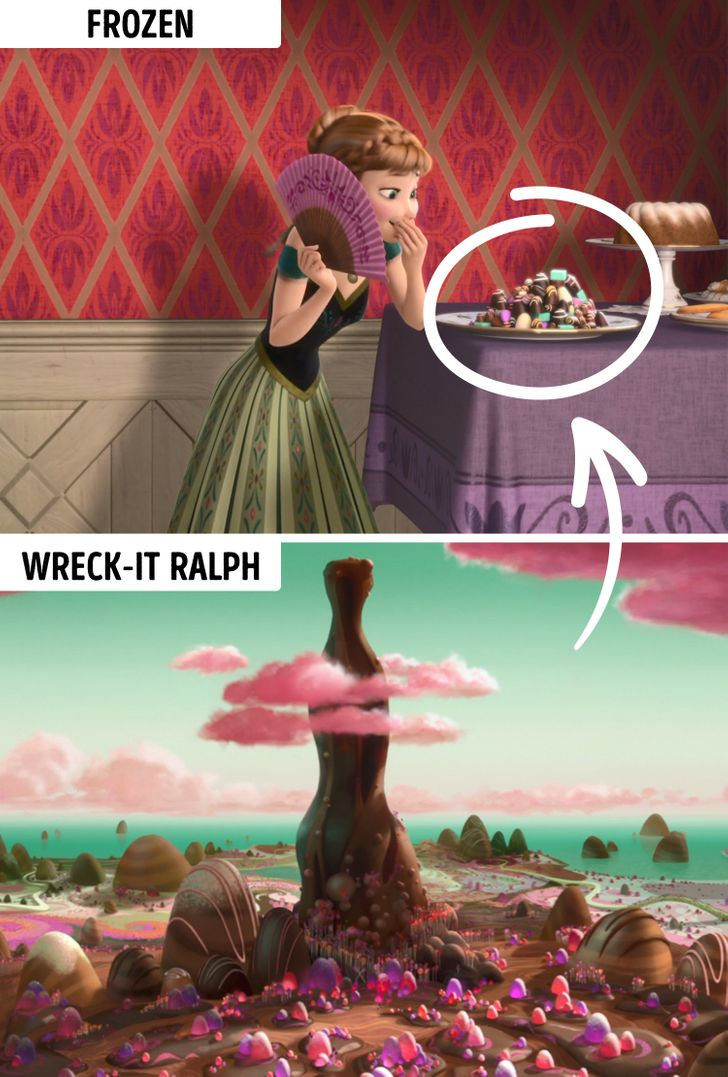20 Splendid References We Didn't Notice in Cartoons