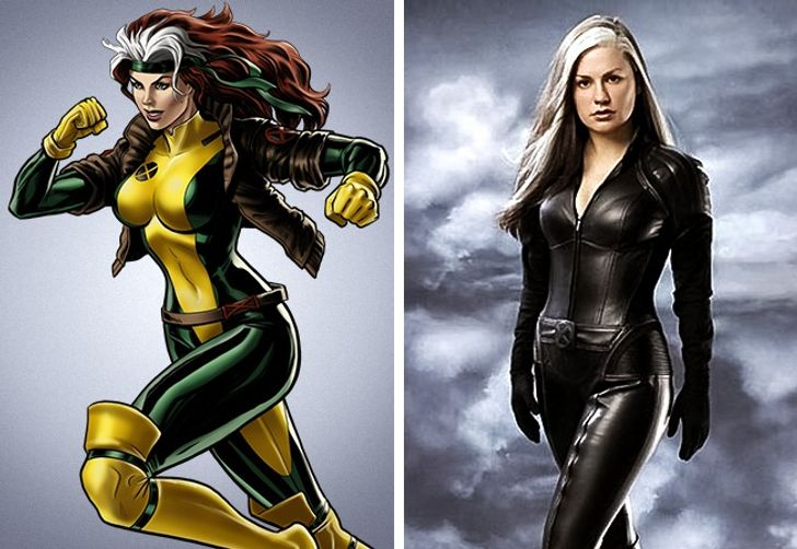 How Iconic DCand Marvel Heroes Should Really Look According toComic Books