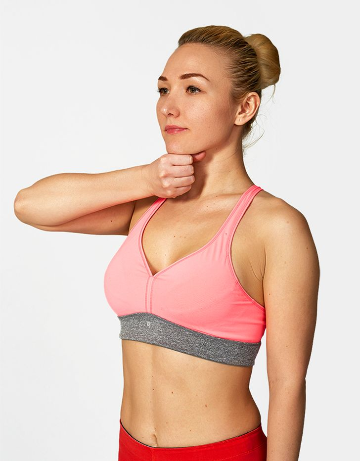 7ofthe Simplest Exercises for aBeautiful and Attractive Bust