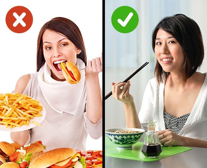 10 Reasons Why Asians Are so Slim