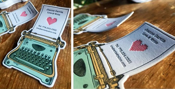 20 Business Card Designs for Those Who Want to Stand Out From the Crowd