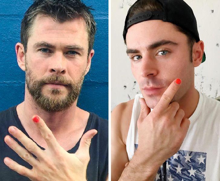 Prečo stále viac mužov začalo maľovať nechty