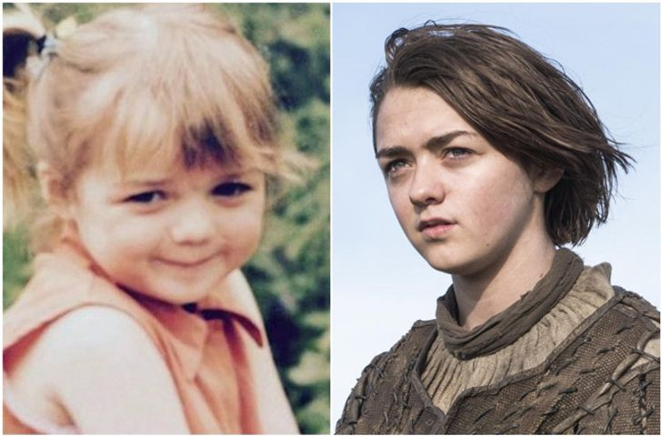 The 'Game ofThrones' cast: Then and Now