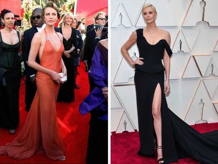 What 14 Celebrities Wore for Their First Red Carpet Moment Compared to Today