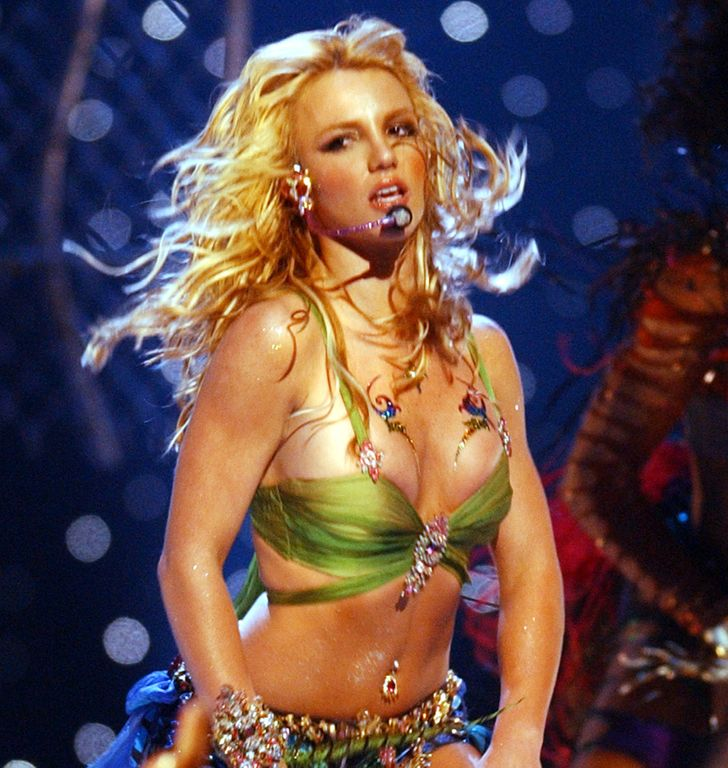 Britney Spears Is 38 Today, and It's Time to Remember Her Best Moments That Shaped Our 2000s