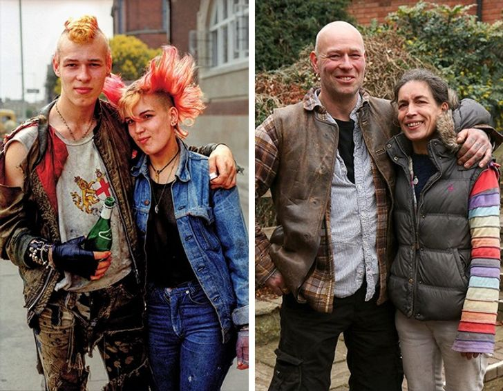 This Street Photographer Tracked Down the People HeTook Pictures of30Years Ago