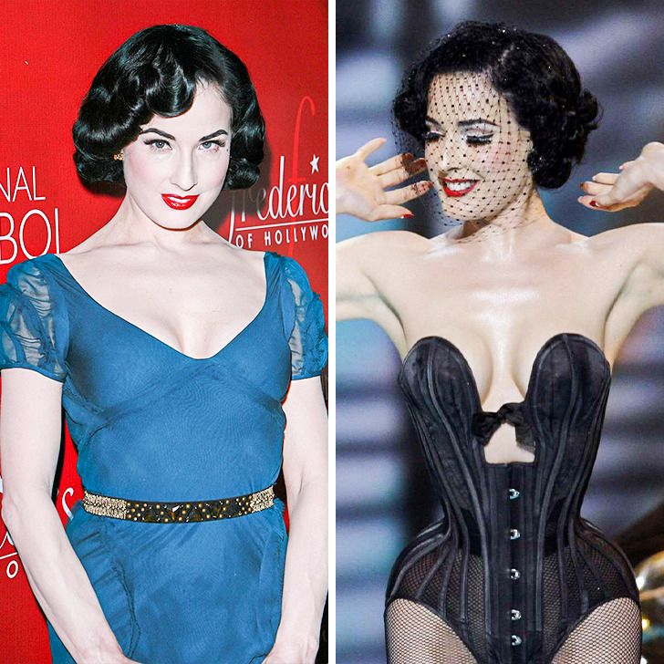 8 Famous Women That Radically Changed Their Looks and Caused a Storm Online