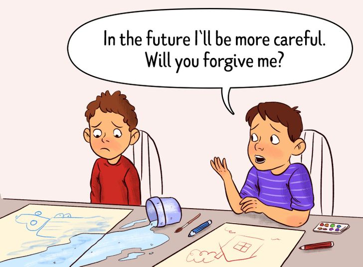 """Why Asking a Little Kid to Say, """"I'm Sorry"""" Can Be Wrong, and What They Should Say Instead"""
