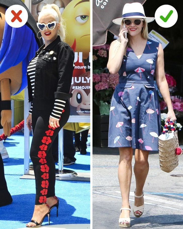 12 Fashion Choices That Make You Look Tacky