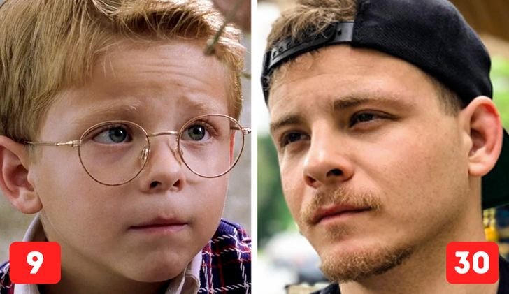We Blinked, and These 15 Baby Actors Grew Up