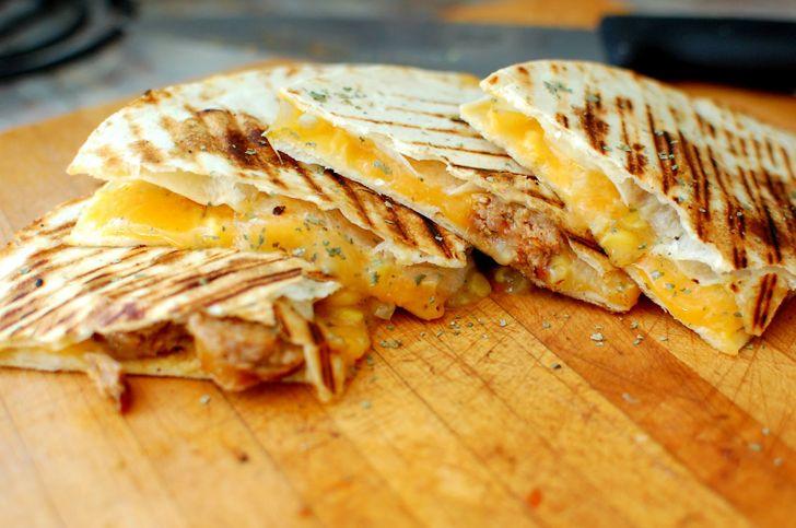 Ten shamelessly appetizing cheese dishes