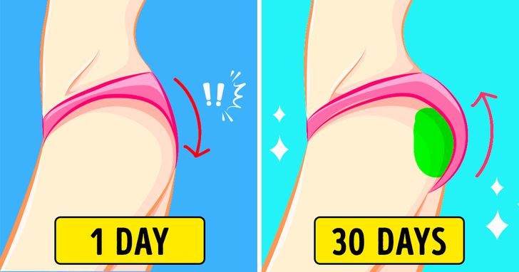 9Ultimate Exercises for Bubble-Shaped Buttocks