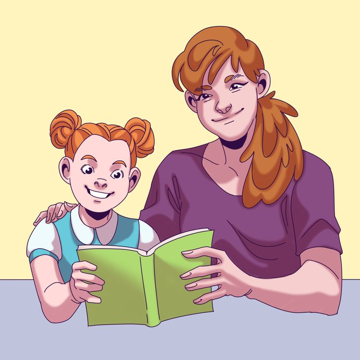 Membaca bersama