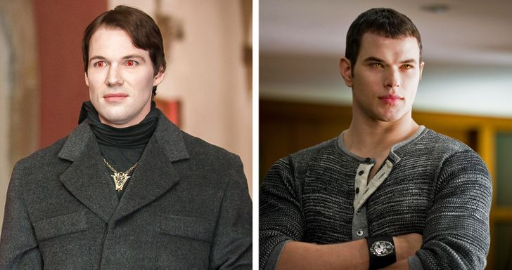 "10 Actors Who Could've Gotten a Role in ""Twilight"" If Casting Directors Had Just Listened to the Book's Author"