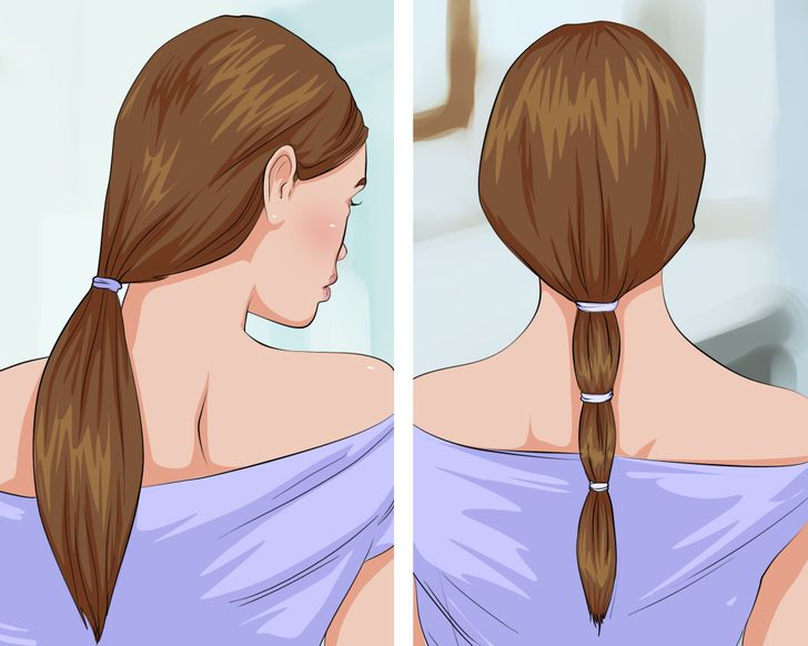 13 Natural Ways to Make Your Hair Silky Straight