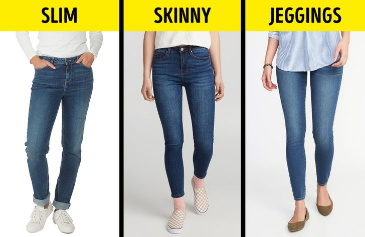 A Complete Jeans Guide to Help You Choose the Right Fit for Any Look