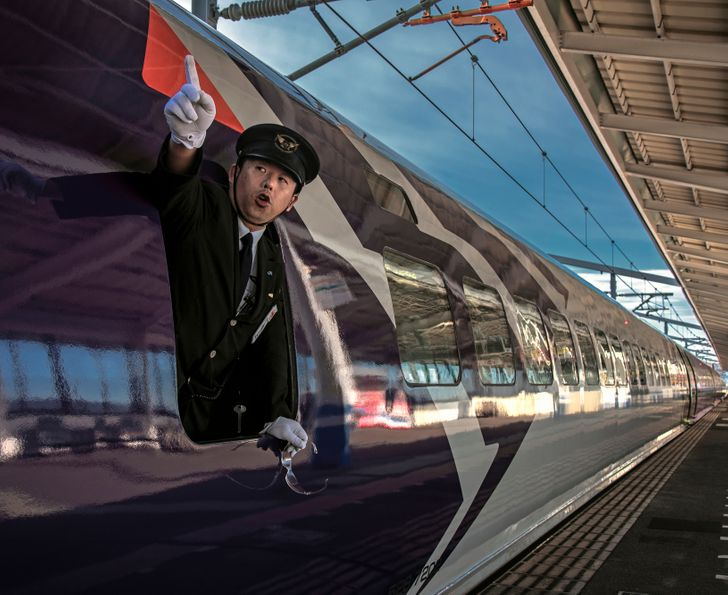 Why Train Drivers in Japan Are Constantly Pointing at Things