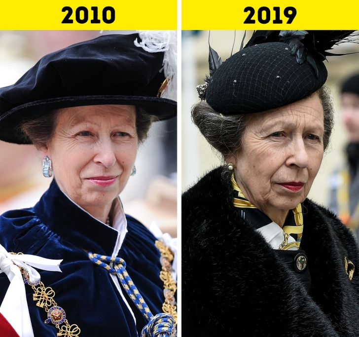 How the Royal Family Members Have Changed Over the Last 10 Years