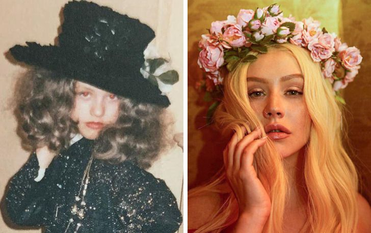One of the Most Gorgeous Pop Divas Turns 39 Today, Shining Brighter Than Ever. Happy Birthday, Christina Aguilera!
