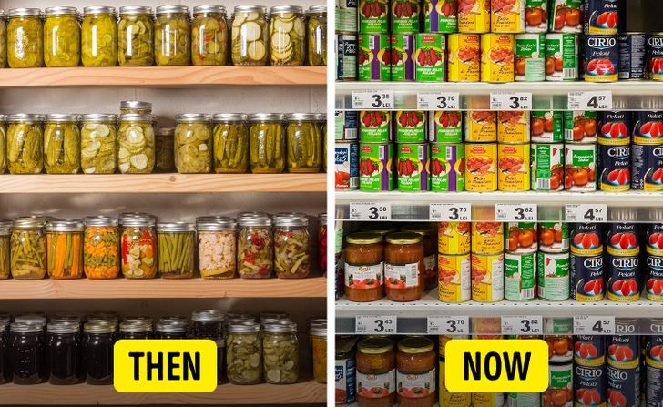 13 Eye-Opening Facts About Familiar Foods That Once Looked Very Different