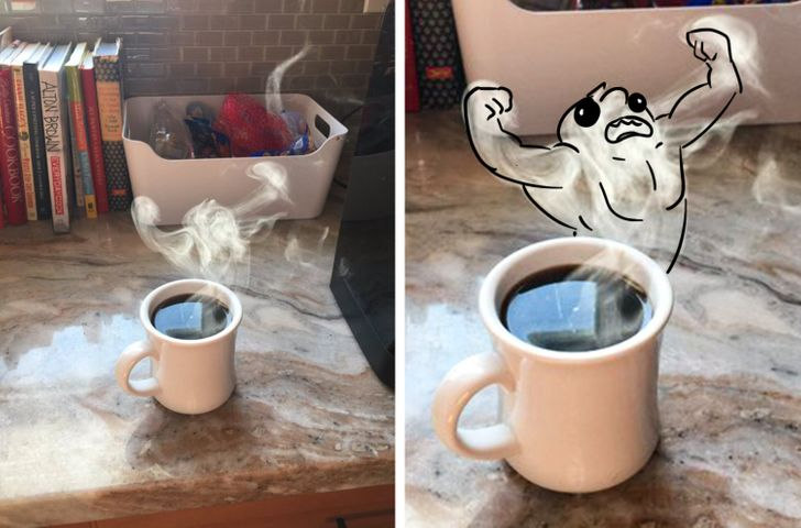 15 Times Life Astonished People With Spooky Surprises