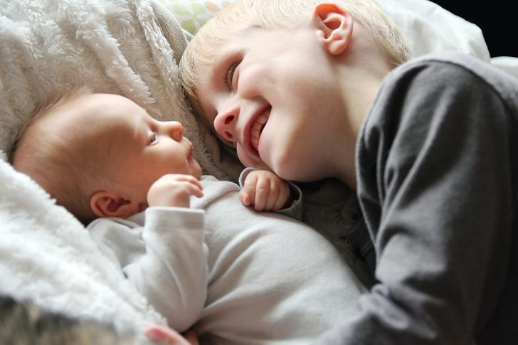 8 Reasons Why the Oldest Child Deserves Special Respect