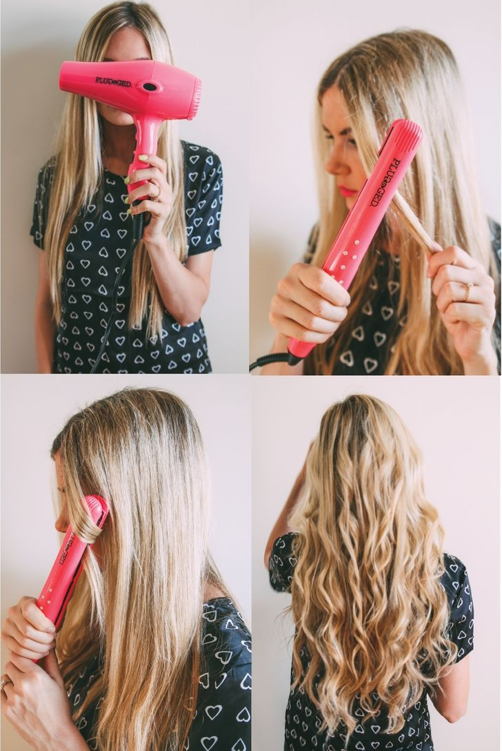 12 brilliant ways to style your hair using straighteners