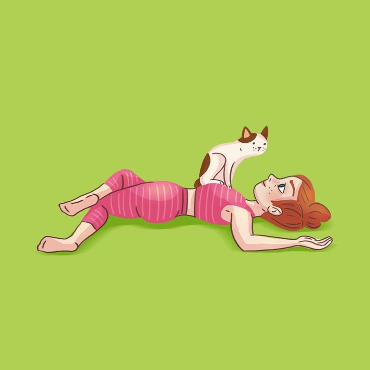 9Exercises toHelp You Get Rid ofLower Back Pain inNoTime