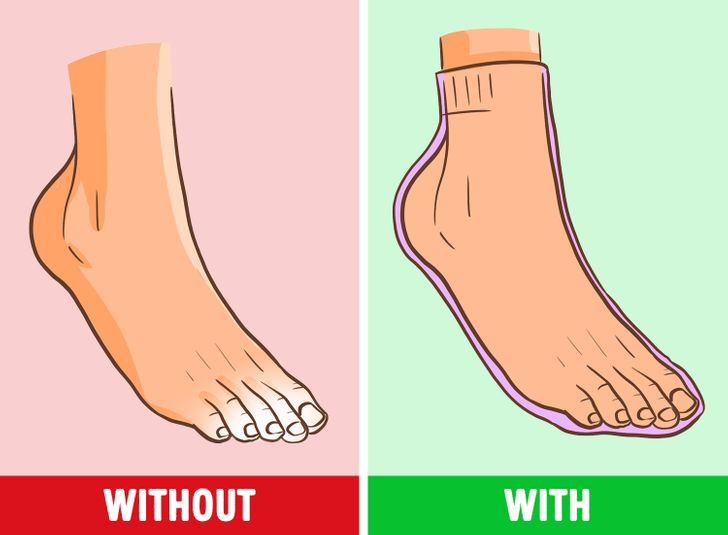 Why We Need to Wear Warm Socks at Night