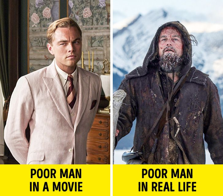 12 Weird Things We Often See in Movies but Never in Real Life