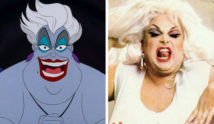 12 Disney Characters Who Were Based on Real People