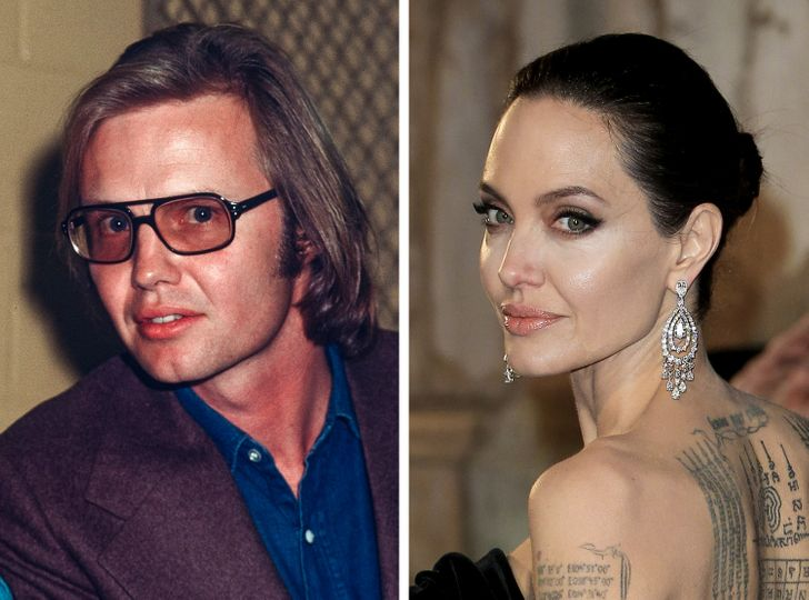 10 Celebrities Whose Parents Were Also Famous Once
