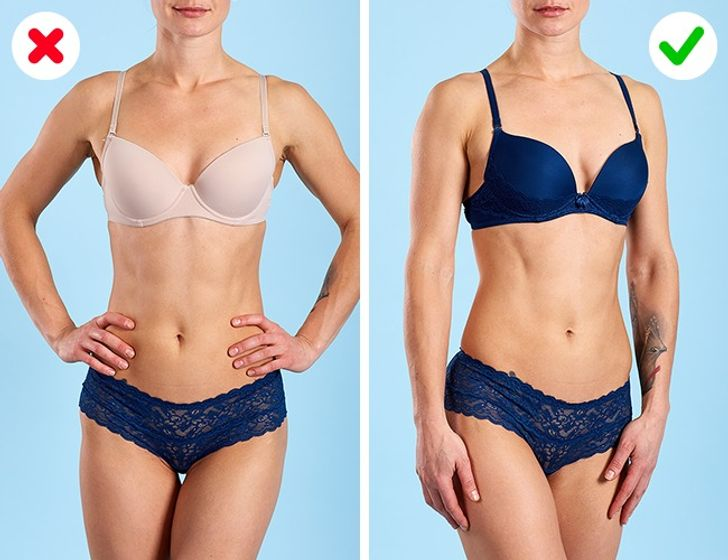 10Common Mistakes Women Make With Lingerie and How toAvoid Them