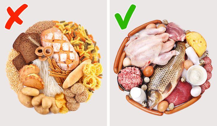 7 Diäten, die Sie in einem Monat fit machen können