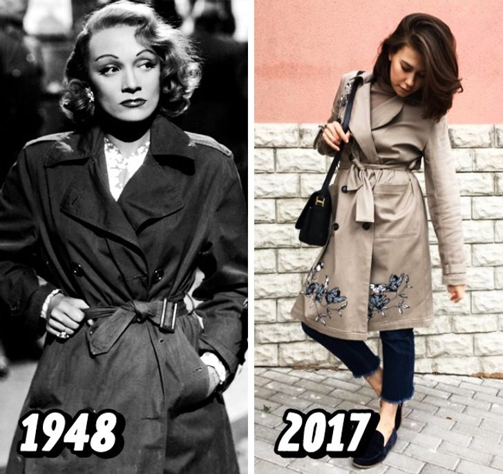 15Pieces ofEvidence Showing That Fashion Moves inaCircle