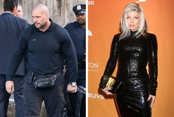 Celebrity Bodyguards That Could Beonthe Covers ofMagazines