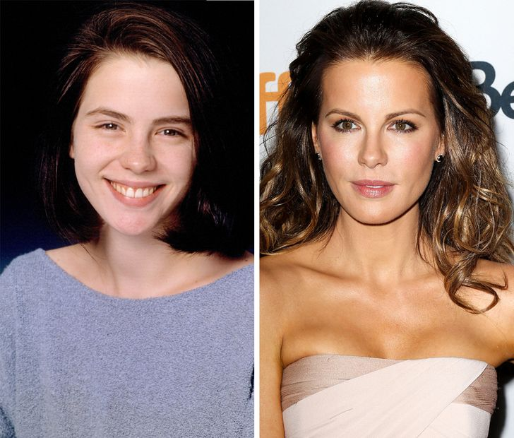 20 Hollywood beauties who used to look much more ordinary