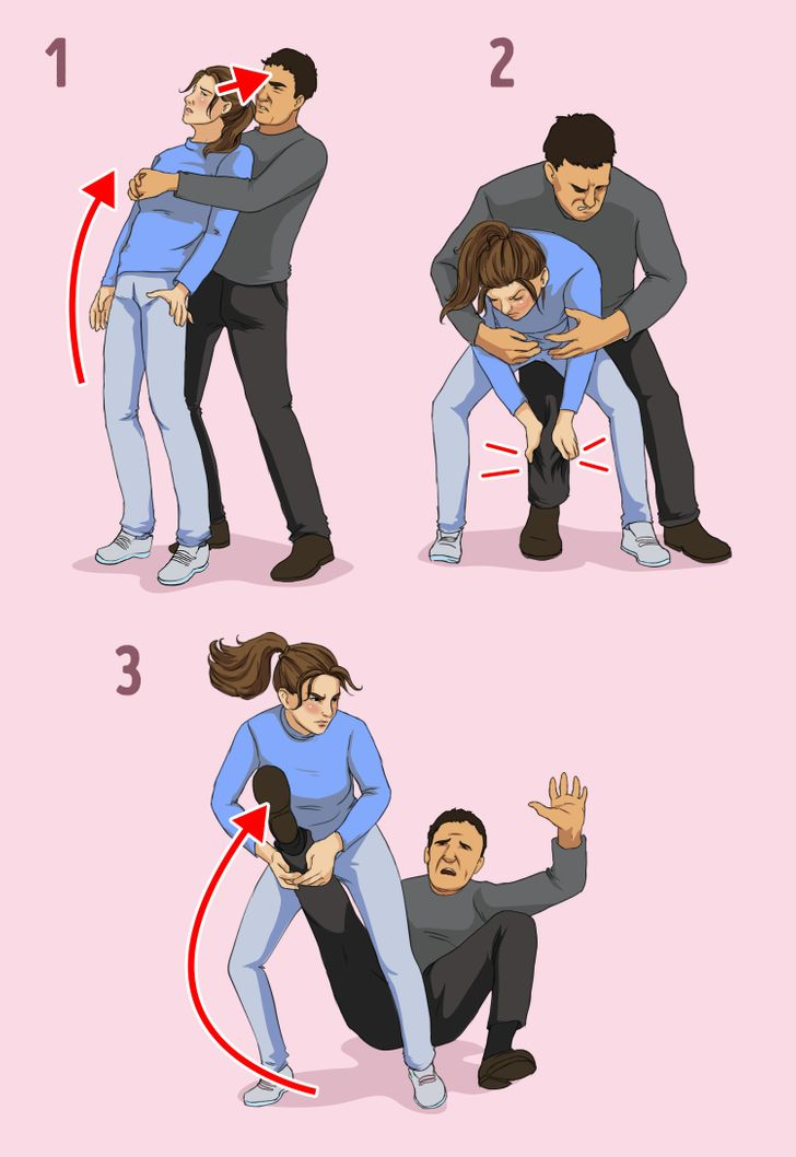 7Self-Defense Techniques for Women Recommended byaProfessional
