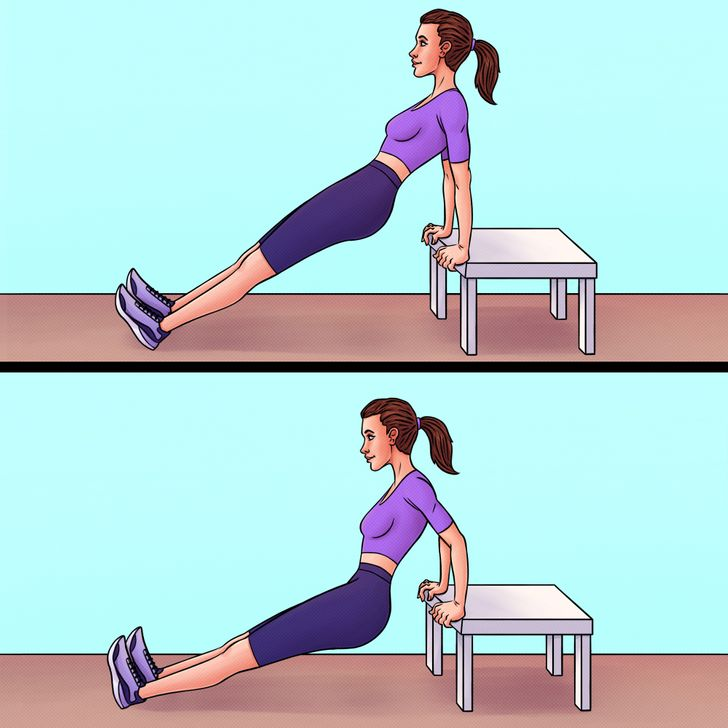 10 Gym Exercises That You Can Easily Turn Into Home Workouts