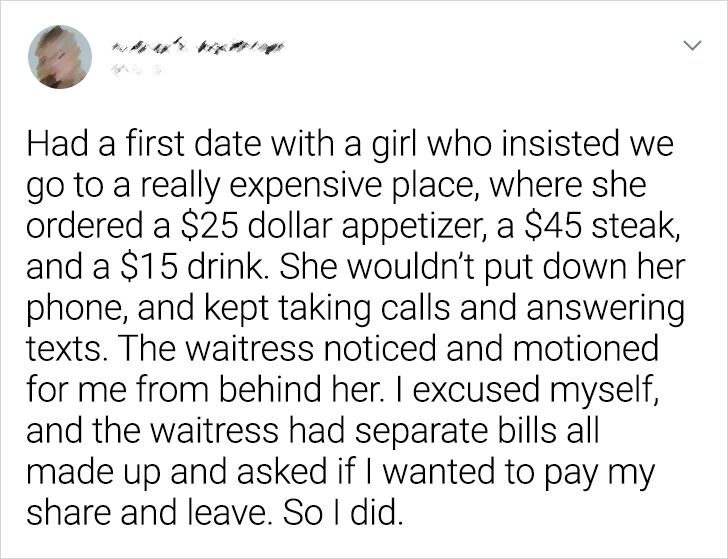 20 People Who Went on Their Worst First Dates But Left With a Good Story to Tell