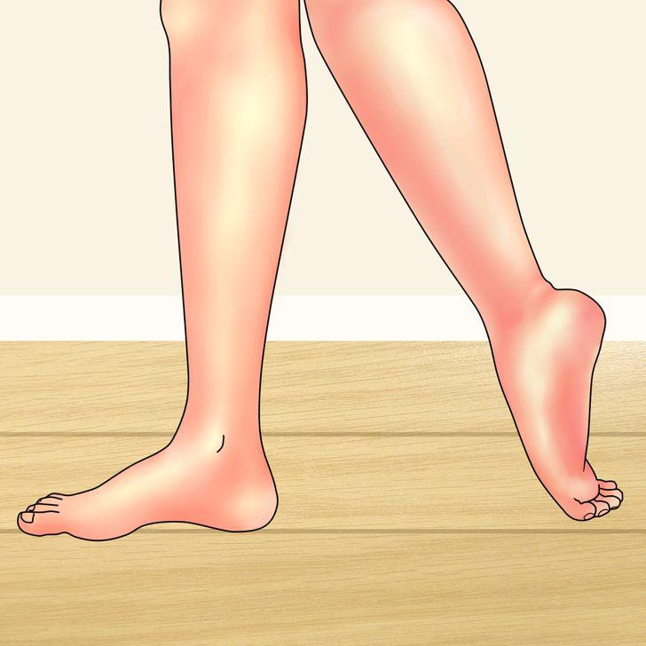 تمارين بسيطة تخفف آلام الساق في غمضة عين